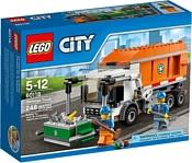 LEGO City 60118 Мусоровоз
