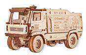 Eco-Wood-Art МАЗ-5309RR 1:20