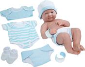 JC Toys La Newborn Blue (18551)