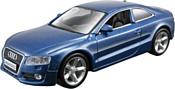 Bburago Audi A5 18-43008 (синий)