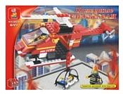SLUBAN Пожарные спасатели M38-B0218
