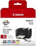 Canon PGI-1400XL BK/C/M/Y
