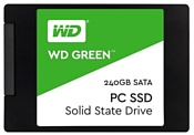 Western Digital WD GREEN PC SSD 240 GB (WDS240G1G0A)