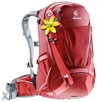 Deuter Trans Alpine 28 SL red (cranberry/coral)