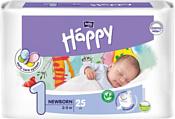 BELLA baby Happy 1 NEWBORN (2-5 кг) 25 шт