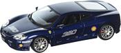 Bburago Ferrari 360 Challenge 18-26304 (синий)