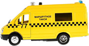 Технопарк Газель Маршрутное Такси CT-1276-22