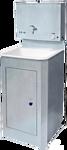 Электромаш Акватекс с ЭВН (серебристый/пластик)