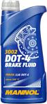 Mannol Brake Fluid DOT-4 3002 1л