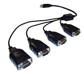 USB 2.0 тип A - 4 COM