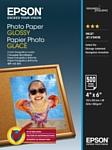 Epson Photo Paper Glossy 10х15 200 г/м2 500 л (C13S042549)