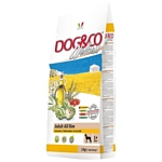 Adragna (12.5 кг) Dog&Co Wellness Adult chicken & rice