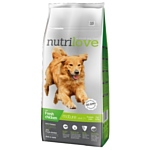 Nutrilove (3 кг) Dogs - Dry food - Mature 7+