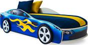 Бельмарко Бондмобиль 160x70 (синий)