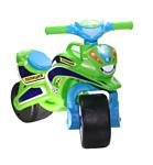 Doloni-Toys Полиция (зеленый/голубой)