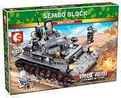 Sembo Empires of Steel 101322 Немецкий Танк IV