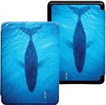 JFK для Amazon Kindle 2019 (синий кит)