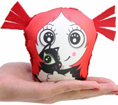 Союз производителей игрушек Игрушка-мочалка растущая в воде Девочка с котом