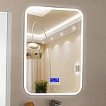 Континент Зеркало Glamour LED 70x90