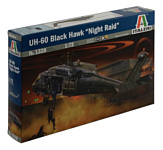 Italeri 1328 Вертолет UH-60/MH-60 Black Hawk Night Raid