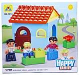 Hongyuansheng Happy Family HG-1414