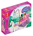 SLUBAN Розовая мечта M38-B0239 Карета принцессы