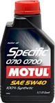 Motul Specific 0710 - 0700 5W-40 1л
