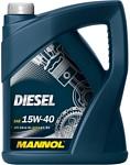 Mannol Diesel 15W-40 API CG-4/CF-4/CF/SL 5л