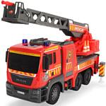 DICKIE Пожарная машина с помповым насосом 20 380 9007