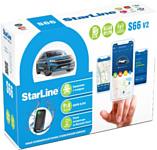 StarLine S66 BT GSM v2