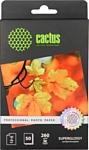 CACTUS Суперглянцевая A6 260 г/кв.м. 50 листов (CS-HGA626050)
