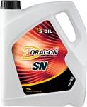 S-OIL DRAGON SN 5W-40 4л