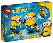 LEGO Minions 75551 Фигурки миньонов и их дом