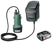 Bosch GardenPump 18 (с аккумулятором)
