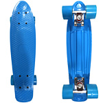 Display Penny board Blue/blue