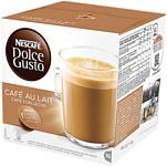 Nescafe Dolce Gusto Cafe Au Lait капсульный 16 шт (16 порций)