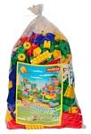 Полесье Строитель 36148 Строитель - 363 (в пакете)