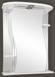 Misty Зеркальный шкаф Лиана - 65 левый