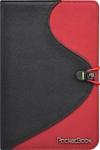 Vivacase Touch S-style LUX для PocketBook (черно-красный) (VPB-Sf622R)