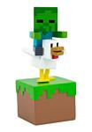 Minecraft Series 3 Adventure Figures: Zombie Chicken Jockey 08450