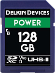 Delkin SDXC Power UHS-II 128GB