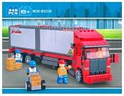 SLUBAN Городская серия M38-B0338 B-Train Truck