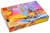 Enlighten Brick Пираты 305 Пиратский корабль