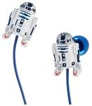 Jazwares Star Wars R2D2 Earbuds