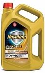Texaco Havoline ProDS 0W-30 4л