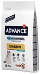 Advance (10 кг) Cat Sterilized Sensitive лосось и ячмень