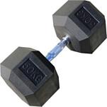 American Fitness гексагональная обрезиненная 50 кг