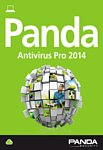 Panda Antivirus Pro 2014 (3 ПК, 2 года) J24AP14ESD