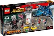 LEGO Marvel Super Heroes 76051 Сражение в аэропорту
