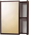 Акваль Карина 60 зеркало-шкаф (EK.04.60.00.L)